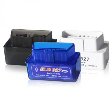 Elm327 Mini Bluetoot в трёх цветах