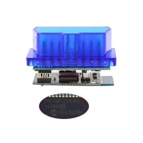 ELM327 и чип PIC18F25K80