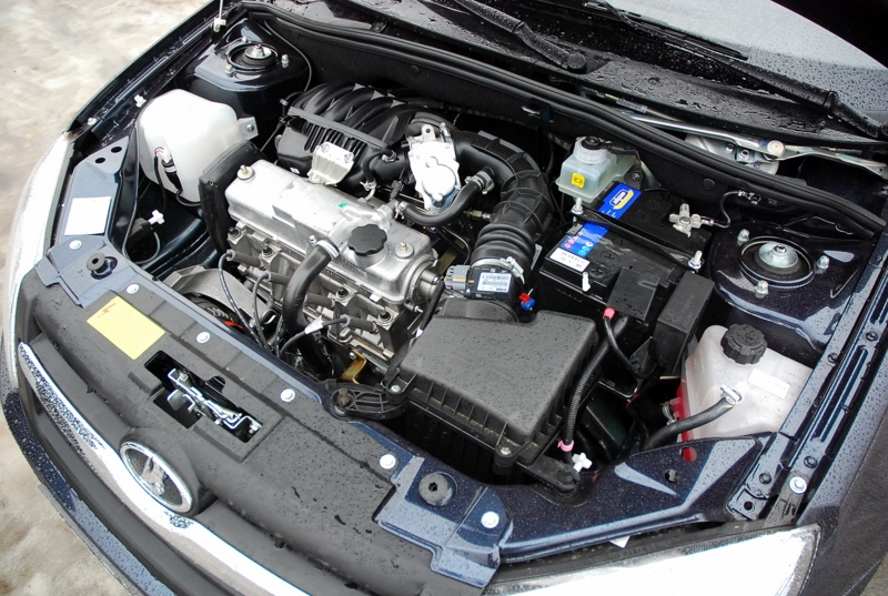 диагностика двигателя Лады Гранта