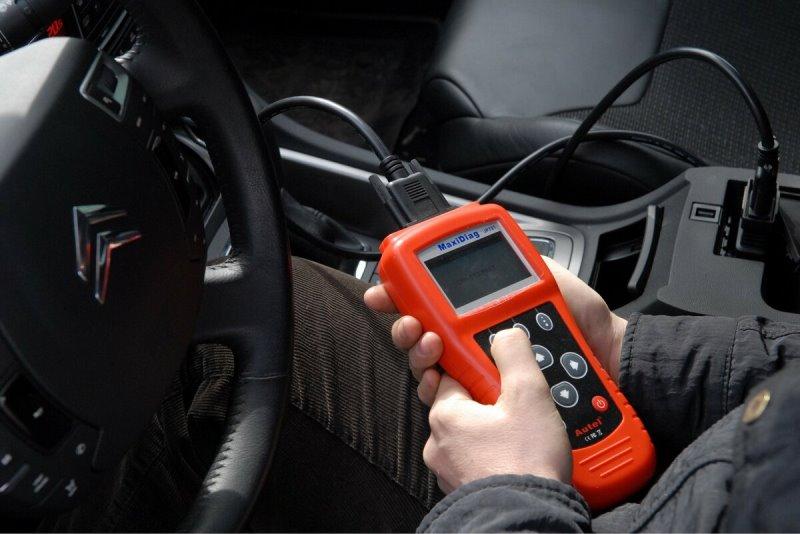 сканер для диагностики автомобиля