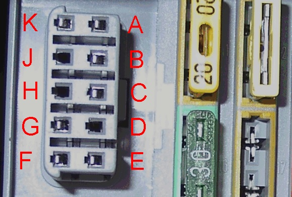 OBD1 - 12 PIN