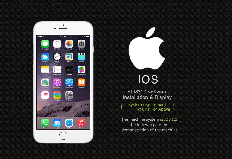 Требования к iOS