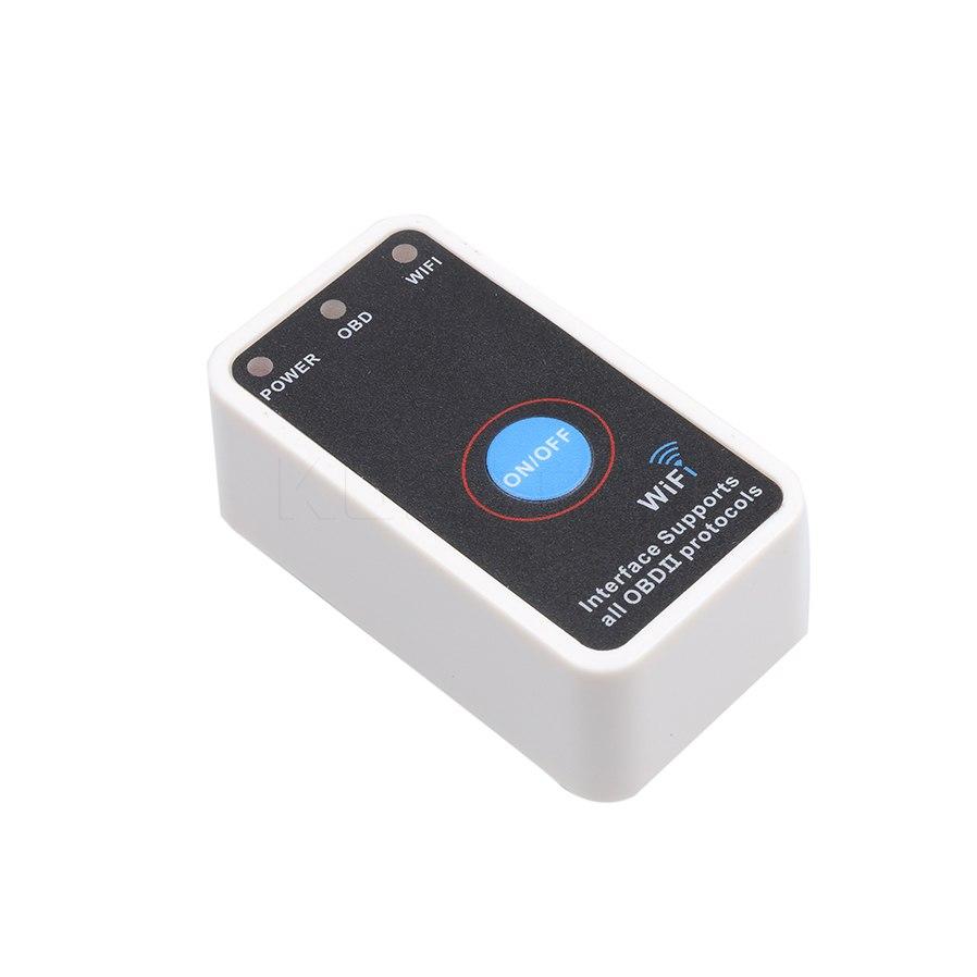 ELM327 с кнопкой вык/выкл